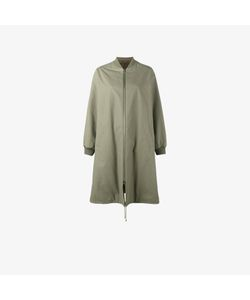Army Yves Salomon | Reversible Long Bombercoat