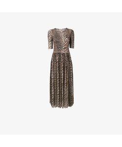 Ganni | Olivet Leopard Print Maxi Dress
