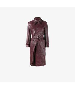 Balenciaga | Cracked Trench Coat