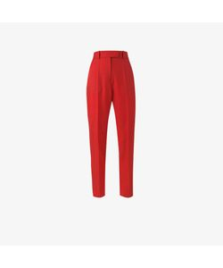 Racil | High Waisted Striped Trousers