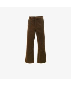 Martine Rose | Cropped Corduroy Trousers
