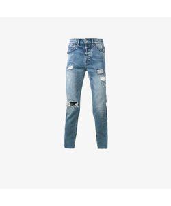 Ksubi   Chitch Chop Distressed Jeans