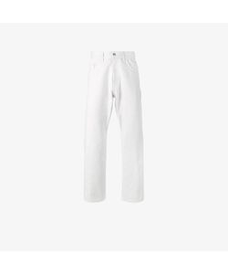 Raf Simons | Straight Bleached Jeans