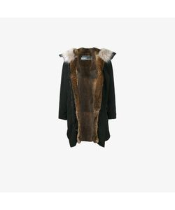 Army Yves Salomon | Rabbit Fur Lined Parka