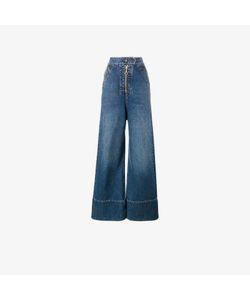 Ellery | Wide Leg Denim Jeans