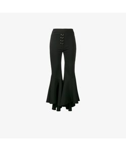 Ellery | Flared Cropped Trousers