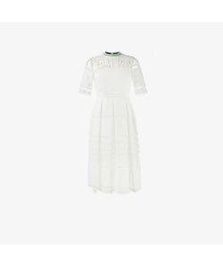 House Of Holland | Heart Lace Midi Dress