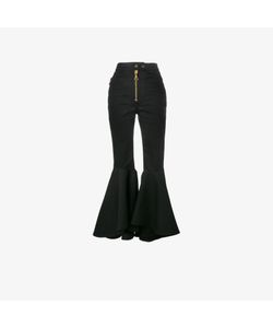 Ellery | Flared High Waisted Trousers