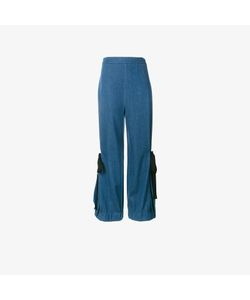 Creatures Of The Wind | Denim Wide-Leg Trousers