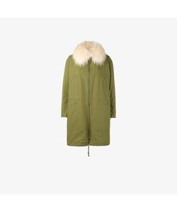 Army Yves Salomon | Raccoon Fur-Trimmed Parka