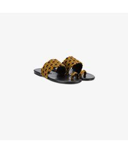 Newbark | Roma V Woven Sandals