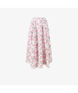 Emilia Wickstead | Print Eleanor Midi Skirt