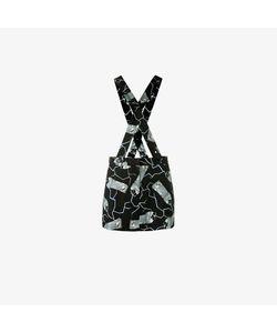 Ashley Williams | Taser Print Overall Skirt