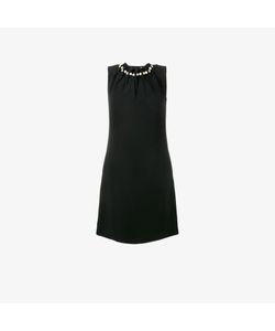 Osman | Pearl-Embellished Mini Dress