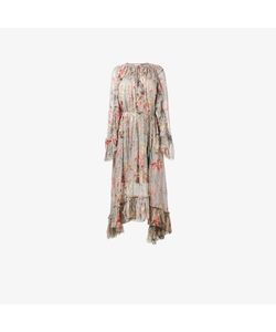 Zimmermann | Print Long Sleeve Dress