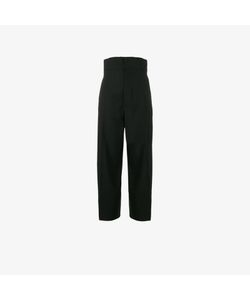 Jacquemus | Cropped High Waisted Trousers