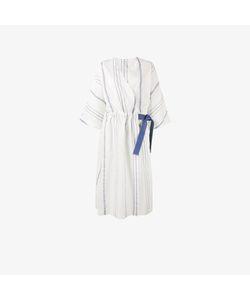 Loewe | Stripe Wrap Dress