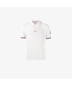 Moncler Gamme Bleu | Polo Shirt With Goose Embroidery