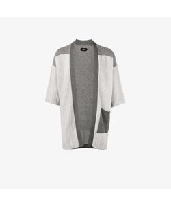 Curieux | Patchwork Knitted Kimono