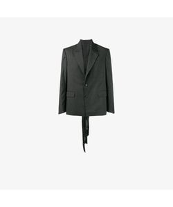 Y / Project | Button Back Blazer