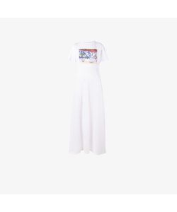 Rosie Assoulin | Impossible Landscape T-Shirt Midi Dress