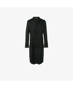 Comme Des Garçons Homme Plus   Stripe Overcoat