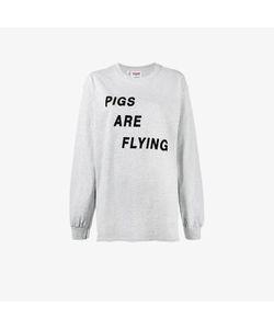 Ashish   Pigs Are Flying T-Shirt
