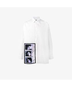 Raf Simons | Triptych Print Shirt
