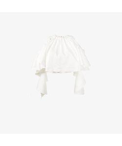 Ellery | Cold Shoulder Cropped Top