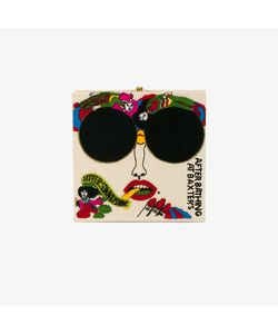 Olympia Le-Tan | Jefferson Airplane Clutch