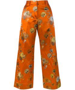 Dries Van Noten   Poiretti Print Trousers