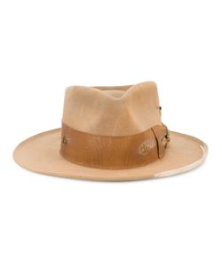 Nick Fouquet | Distressed Fedora Hat