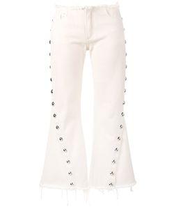 MARQUES'ALMEIDA | Marquesalmeida Capri Buttoned Jeans