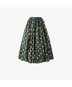 Ashish   Embroidered Skirt