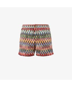 Missoni | Zig-Zag Printed Swim Shorts