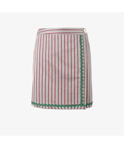 Jour/Né | Stripe Wrap Skirt