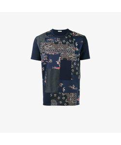 Moncler | Bandana Patchwork T-Shirt