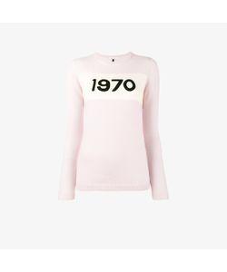 Bella Freud | 1970 Intarsia Wool Sweater