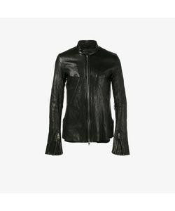 The Viridi-Anne | Zipped Jacket