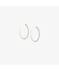 Rosantica   Angola Hoop Earrings