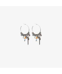 Dannijo | Ajani Hoop Earrings
