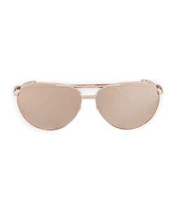 Linda Farrow | Mirro Aviator Sunglasses