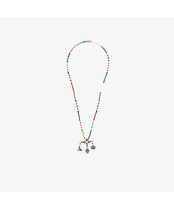 Valentino | Garavani Beaded Multi-Charm Necklace