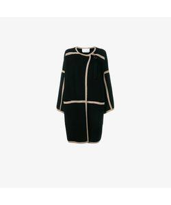 Chloé | Contrast Trim Coat