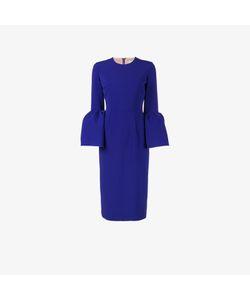 Roksanda | Margot Bell Sleeve Dress