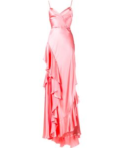 Gucci | Ruffle Slip Gown