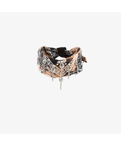 Dannijo | Printed Bandana Necklace