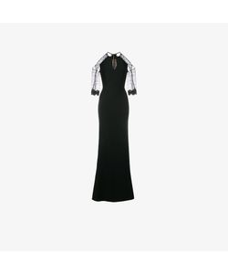 Roland Mouret | Carrington Cold-Shoulder Gown