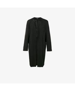 Curieux   Gambit Collarless Coat