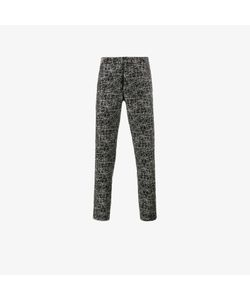 Dior Homme | Scribble Print Trousers